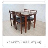 COS -KATTY MARBEL SET ( 1+4 )